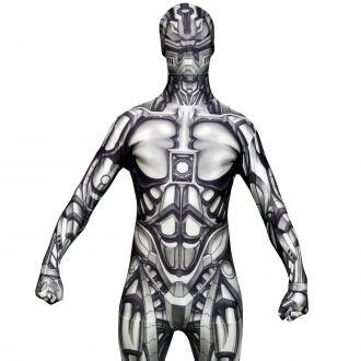 The Android Morphsuit